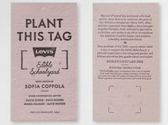 slow fashion hangtags - Google Search