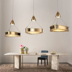 199.00$  Watch now - http://aliu8y.worldwells.pw/go.php?t=32704270910 - 3 pcs Simple LED Pendant Lights For Bedroom Kitchen Pendant Light Home Decoration Lamp Lighting hang lamp luminaire