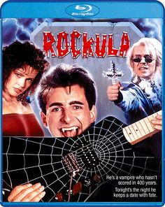 ROCKULA BLU-RAY (SCREAM FACTORY)