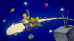Simpsons Couch Gag