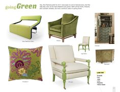 Trend: Going Green #hpmkt  Spring 2012