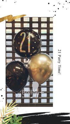 Jarig, vier het met Helium ballonnen trossen alleen op bestelling omgeving Nieuwegein, afhalen Boeketten.nl Buurtwinkel centrum Galecop 21st Party, Party Time, Christmas Bulbs, Holiday Decor, Christmas Light Bulbs