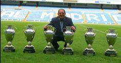 Paco Gento 6 Copas de Europa - Real Madrid