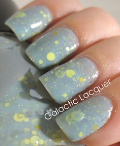 Galactic Lacquer: Rainbow Honey - Muffins!