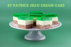 Jello Cream Cake