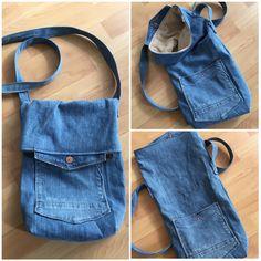 Jeans-Tasche 😍
