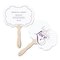 Expressions Personalized Hand Fan