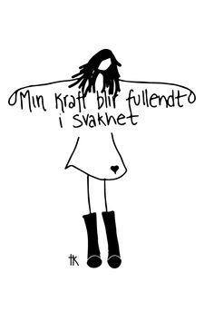 Illustration: © Trine Kvalnes Follow me at: facebook.com/bittelita