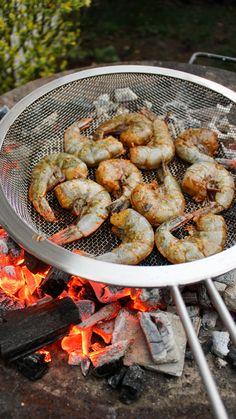 Lobster Recipes, Shrimp Recipes Easy, Salmon Recipes, Fish Recipes, Seafood Recipes, Indian Food Recipes, Grilling Recipes, Cooking Recipes, Healthy Recipes