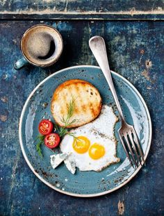 ♥The best breakfast ! (my everyday breakfast) Breakfast Time, Best Breakfast, Breakfast Recipes, Breakfast Toast, Breakfast Healthy, Health Breakfast, Healthy Eating, Food Styling, Food Inspiration