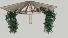 The pergola kits are the easiest and quickest way to build a garden pergola. There are lots of do it yourself pergola kits available to you so that anyone could easily put them together to construct a new structure at their backyard. Diy Pergola, Building A Pergola, Pergola Curtains, Modern Pergola, Cheap Pergola, Pergola Shade, Pergola Ideas, Pergola Cover, Patio Ideas