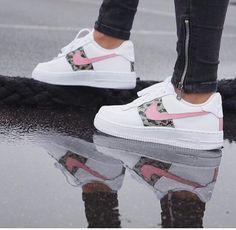 4a6b694e711120 pinterest   kjvouge✨💗 Nike Af1