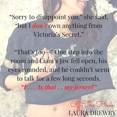 Off the Hook by Laura Drewry #Teaser #NewRelease #Romance #Contemporary #SecondChanceRomance