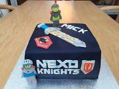 Bildergebnis für lego nexo knights birthday cake