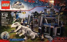 LEGO Jurassic World: Indominus Rex Breakout