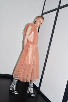 The Best Tulle Overdresses on the Runway