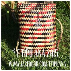 #etipuana_pikau  Tino Rangatiratanga  Hand woven by julz and em @ E Tipu Ana out of New Zealand harakeke (flax)