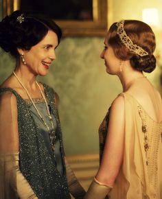Downton Abbey Freak :P — Thank you Elizabeth McGovern for six incredible...