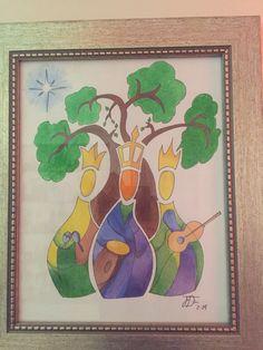 Pintado por hermano de Didi