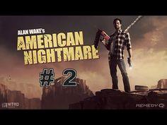 Alan Wake's American Nightmare #2 Destruindo o Campo de Petróleo