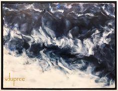 Kess InHouse Kira Crees A Deeper Sleep Memory Foam Bath Mat 17 by 24