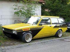 Opel kadett c station