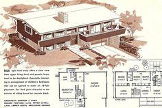 House & Garden Building Guide, 1966 by Zero Discipline, via Flickr