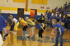 #FNFrenzy   Mt. Pleasant H.S. pep rally   WCNC.com Charlotte