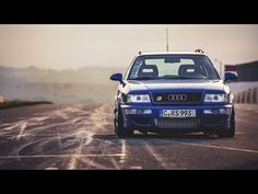 Audi RS2 Avant - 600HP/780NM revs, acceleration and pure sound