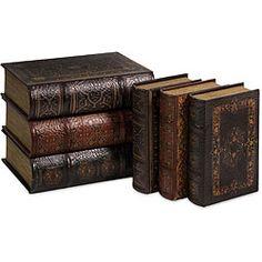 Venice 6-piece Book Box Collection