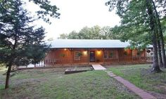 #EdnaSells, Cabin Style, Land, Fort Gibson, Oklahoma