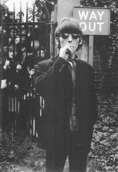 George Harrison, Coolness
