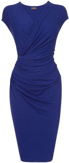 House of Fraser Phase Eight Rhia wrap dress on shopstyle.co.uk