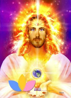 Surya / Brotherhood of light / Great White Brotherhood Marie Madeleine, Religion, Jesus Christ Images, Jesus Pictures, Lion Pictures, Ascended Masters, Angel Cards, Archangel Michael, Guardian Angels