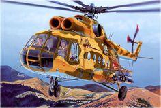 Mil Mi-8 - Rusia