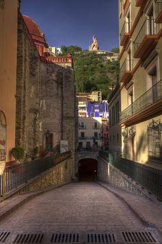 Tuneles de Guanajuato