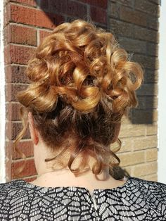 Beautiful wedding updo highlights and lowlights John amico color
