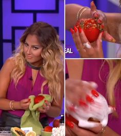 In Case You've Ever Thought About Giving Your Vajayjay A Homemade Facial, Adrienne Bailon Wants To Teach You How