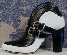 TCHES,   Boot,  horse and kid leather,  Harleston  (843) 720 8646