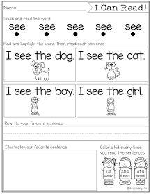 https://www.teacherspayteachers.com/Product/I-Can-Read-sight-word-intervention-fluency-1732385