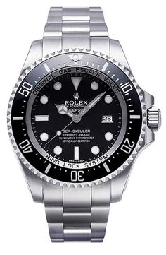 Buy and sell luxury watches on StockX including the Rolex Deepsea Sea-Dweller 116660 in Stainless Steel and thousands of other luxury watches from top brands. Rolex Deepsea, Rolex Gmt, Rolex Datejust, Rolex Watches, Wrist Watches, Rolex Oyster Perpetual, Modern Watches, Luxury Watches For Men, Cool Watches