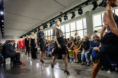 Jason Wu Spring 2016 Ready-to-Wear Atmosphere and Candid Photos - Vogue