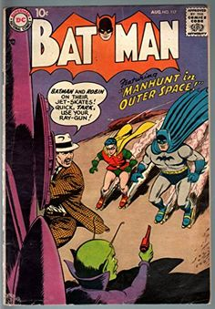 BATMAN #117-1958-ROLLER SKATES CVR-DC SILVER-AGE-SCI-FI ISSUE-VG VG for USD124.30 #SILVER-AGE-SCI-FI  Like the BATMAN #117-1958-ROLLER SKATES CVR-DC SILVER-AGE-SCI-FI ISSUE-VG VG? Get it at USD124.30!