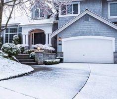 Prepare your garage door for winter Real Estate Articles, Real Estate Tips, Selling Real Estate, Home Selling Tips, Selling Your House, Garage Door Repair, Garage Doors, Garage Gate, Diy Garage