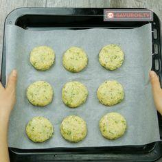 Parjoale din conopida la cuptor- atât de moi și suculente că se topesc în gură! - savuros.info Vegan, Cookies, Desserts, Recipes, Wellness, Food, Decor, Salads, Crack Crackers