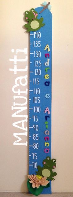 Growth Chart Ruler, Sweet Memories, Baby Cards, Handmade Toys, Future Baby, Coloring Pages, Diy And Crafts, Hobbit, Projects