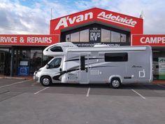 67 Best A'van Caravans, Campers & Motorhomes images