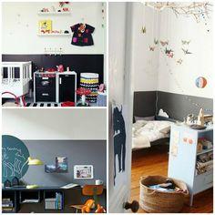 Pintar paredes, mitad sí, mitad no | Decorar tu casa es facilisimo.com