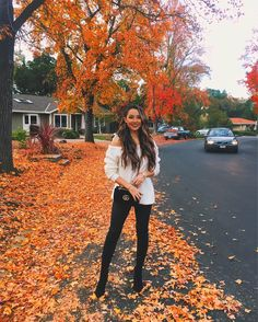 """21.4 mil curtidas, 171 comentários - Jessica Ricks (@hapatime) no Instagram: """"Already missing these leaves  http://liketk.it/2tUEW #liketkit"""""""