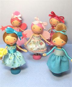 All ready for Storison..These five belles wil be the first to travel to Storison!  (sold)   Flickr - Photo Sharing!
